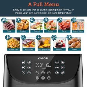 menu guide recipe using air fryer