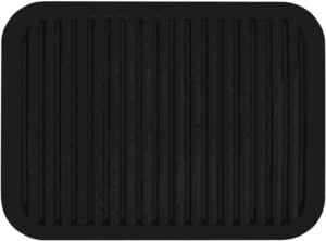 Environmental silicone heat resistant mat for air fryer