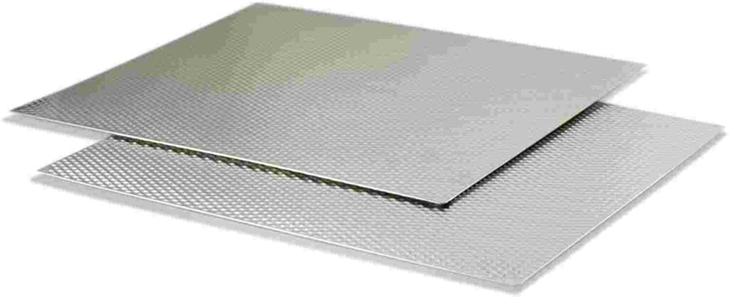 Range Kleen Silver Heat Resistant Mat For Air Fryer