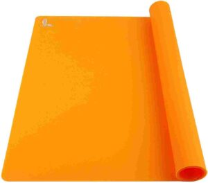 Silicone extra large heat resistant mat for air fryer