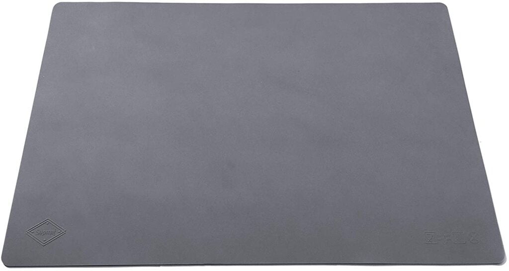 supmart extra large heat resistant mat for air fryer