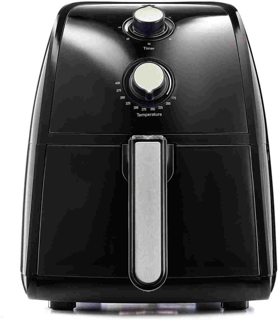 Amazon best choice – Bella 2.6 QT air fryer under $50