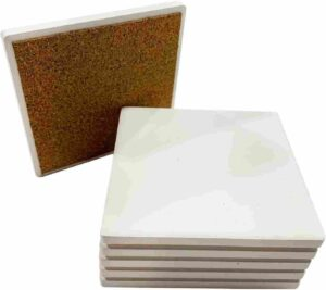 plain old ceramic tiles