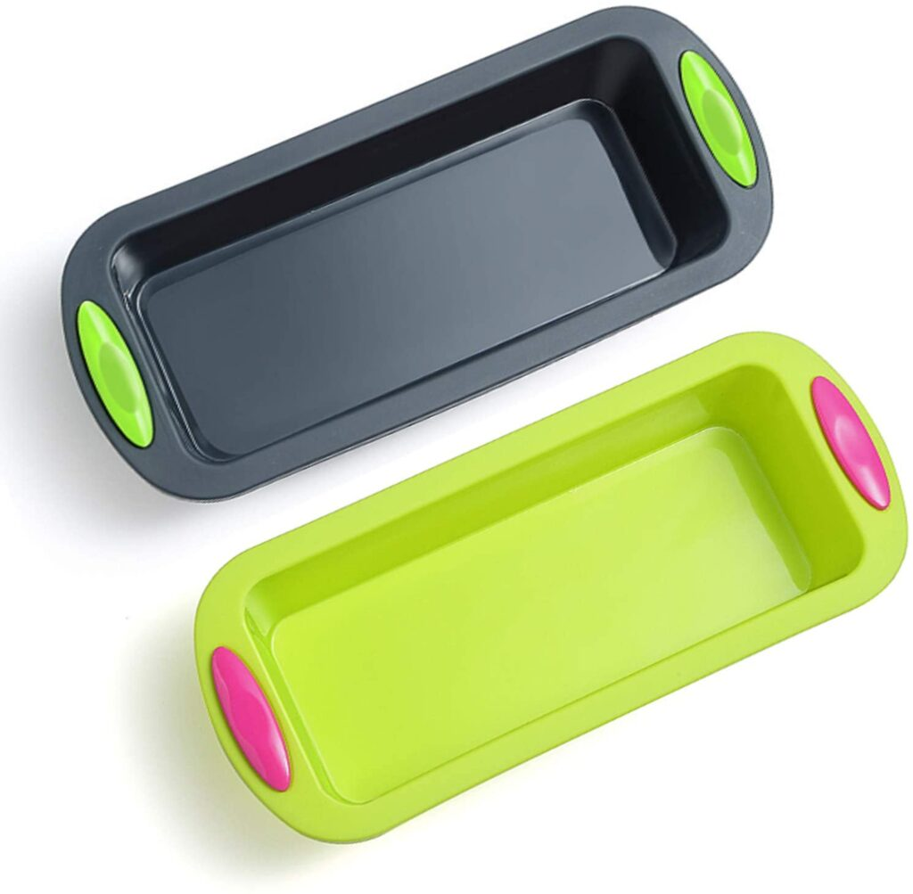 silicone loaf pan for air fryer