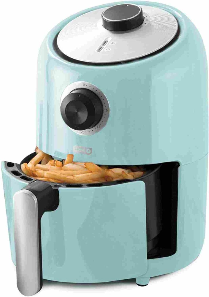 Dash Compact Air Fryer for a single individual