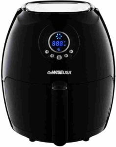 GoWISE USA 2.75-Quart Air Fryer For One Person