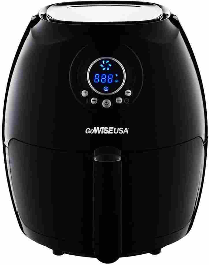 GoWISE USA 2.75-Quart air fryer for single person