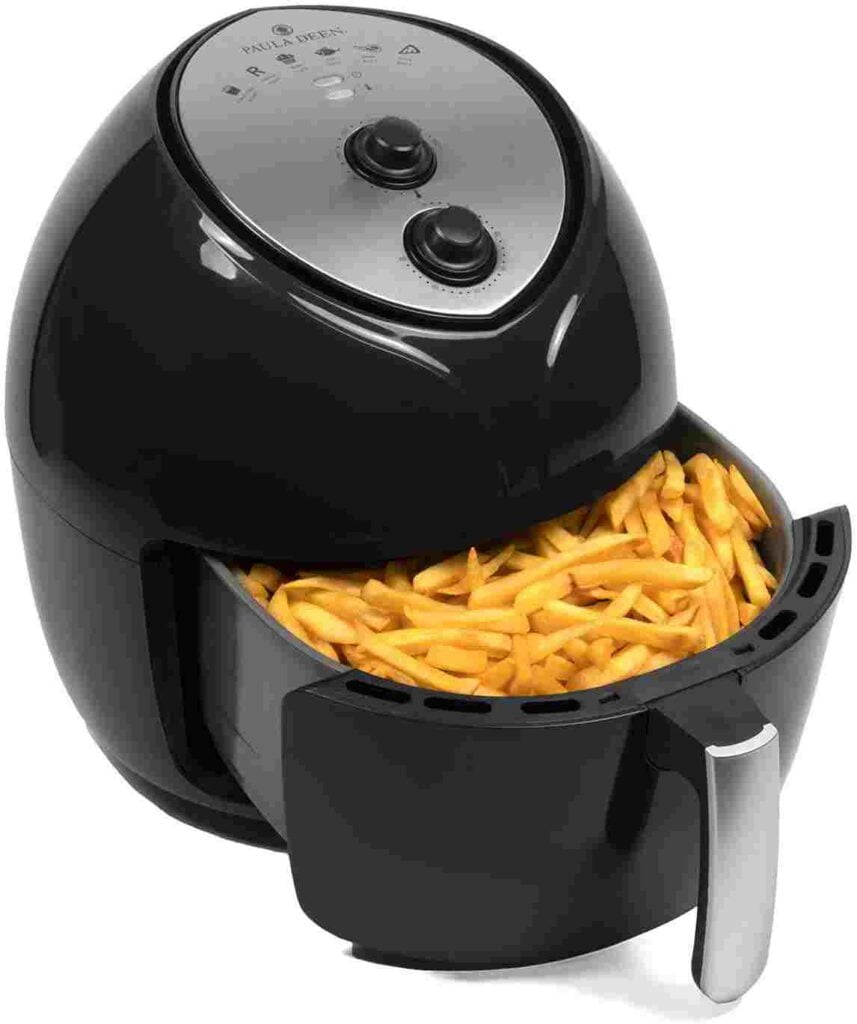 Paula Deen 9.5 QT ceramic coated air fryer
