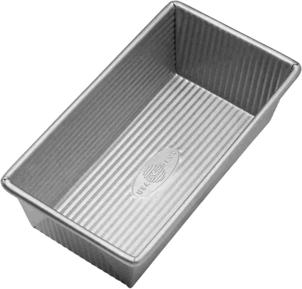 USA Pan Bakeware Aluminized Steel Loaf Pan For Air fryer