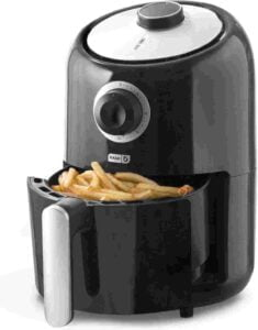 Dash DCAF 2 QT compact air fryer for personal use