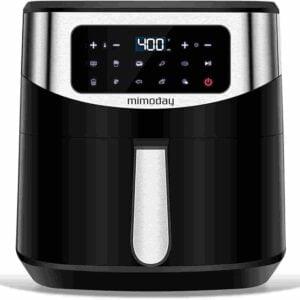 mimoday multi functional BPA free air fryer