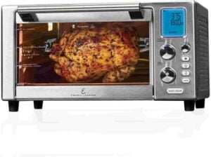 Emeril Everyday 360 air fryer with glass window