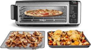 Ninja SP101 Foodi 8-in-1 Air Fryer with viewing window