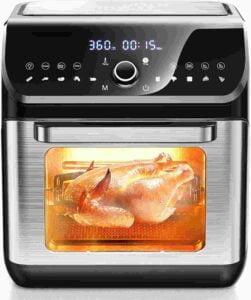 IKICH 10 quart digital air fryer
