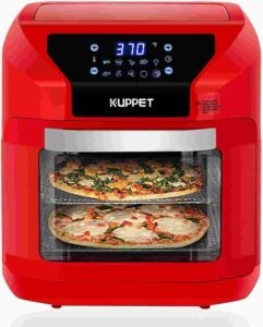 KUPPET 10 quart air fryer with multifunctional functions